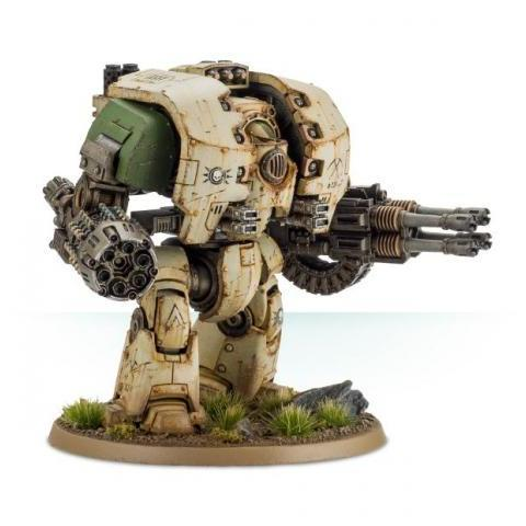 Leviathan Dreadnought with Storm Cannon and Grav-Flux Bombard | Forge World Webstore
