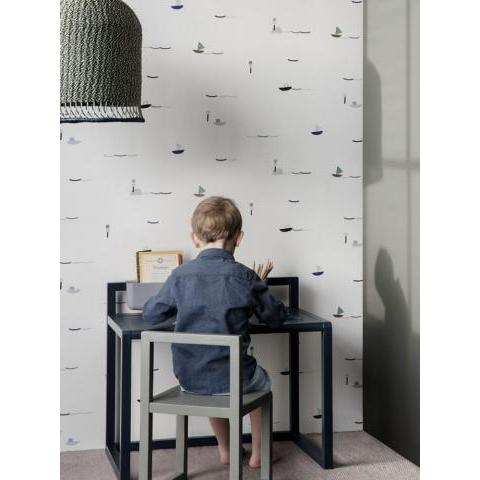 Trouva: Kids Little Architect Desk Grey
