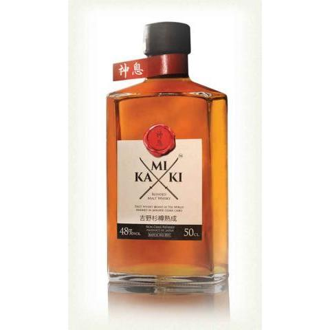 Kamiki Whisky - Master of Malt