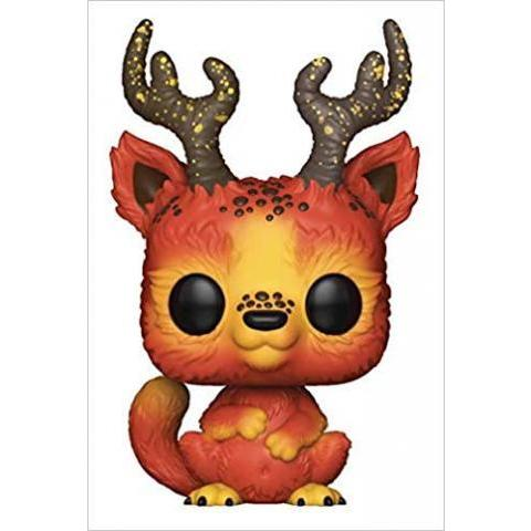 Amazon.fr - Pop Wetmore Forest Chester McFreckle Vinyl Figure - Funko - Livres