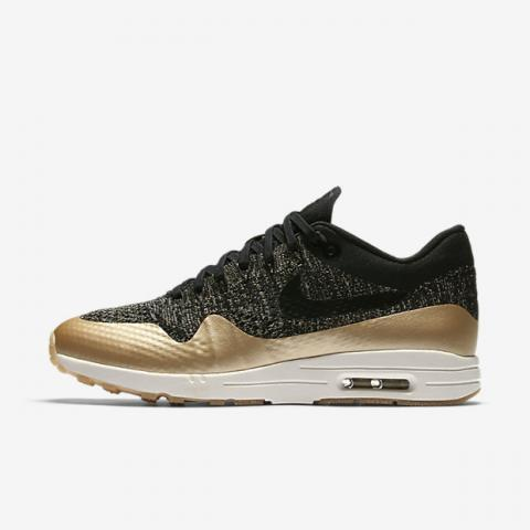 Chaussure Nike Air Max 1 Ultra 2.0 Flyknit Metallic pour Femme. Nike.com FR