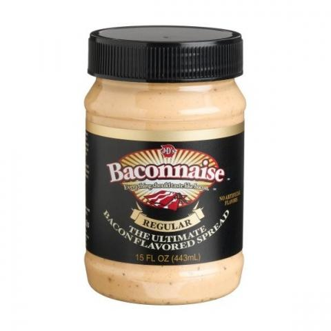 Baconnaise - Mayonnaise au Bacon