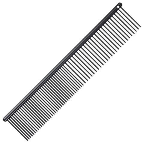 Groom Professional Black Anti Static Fine/Coarse Comb  ChristiesDirect.com