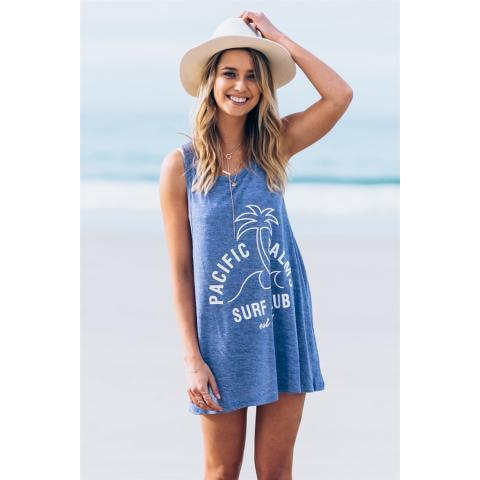 Buy Pacific Palm Dress Online - Dresses - Women's Clothing & Fashion - SABO SKIRT
