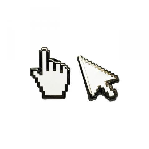 Strike Gently Co. — Cursor Pins