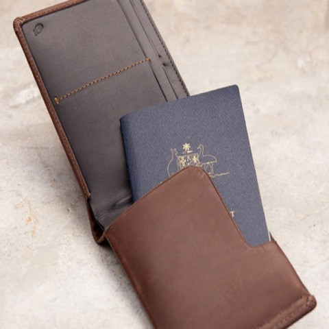 Travel Wallet - Wallets - Slim Leather Wallets by Bellroy