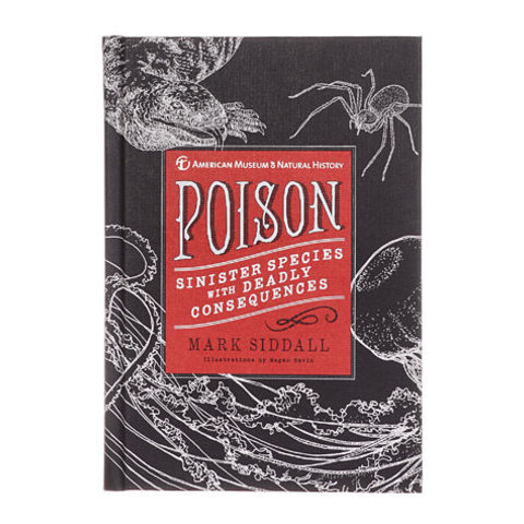 Poison Sinister Species Book | PLASTICLAND