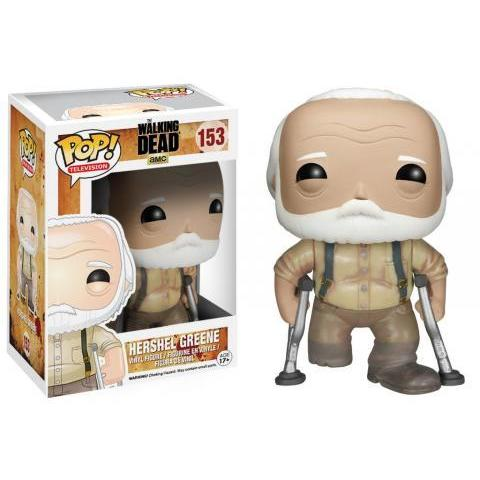 Pop! TV: The Walking Dead - Hershel | Funko
