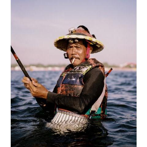 The fishermen of Sanur (serie) / Laurent Laporte