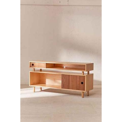 Hamilton Wood Media Console - Urban Outfitters