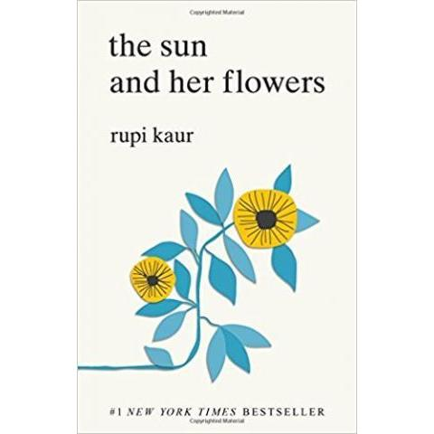 Amazon.fr - The Sun and Her Flowers - Rupi Kaur - Livres