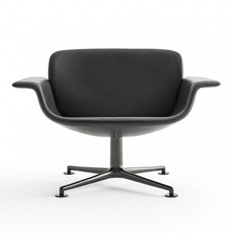 Knoll KN01 Swivel Lounge Chair | Utility Design UK