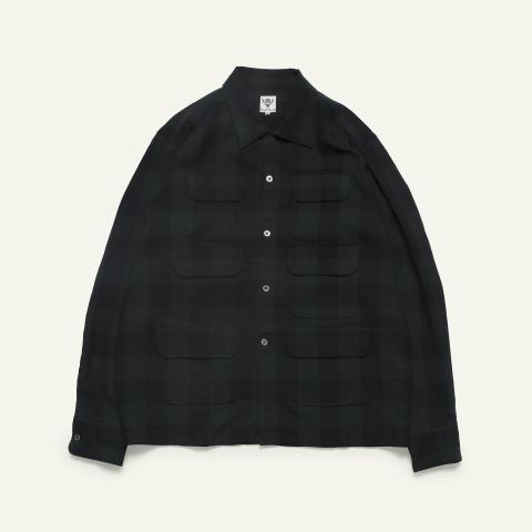 South2 West8 6 Pocket Classic Shirt | Kinoko