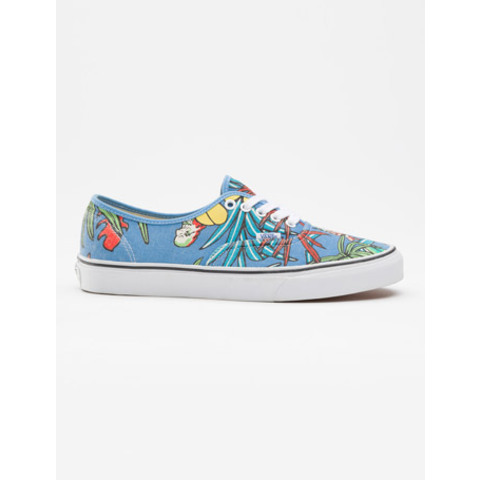 Vans Authentic Trainers - Parrot/Light Blue