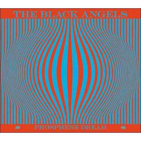 BLACK ANGELS, THE phosphene dream VINYL LP (black) blue horizon records | vinyl CD DVD t-shirt | www.musicfearsatan.com