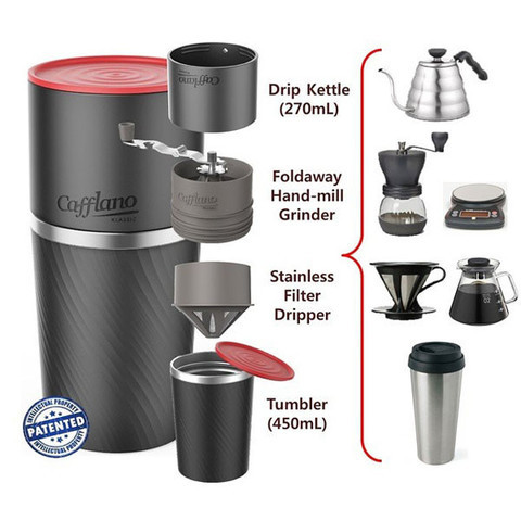 Cafflano Klassic All-In-One Coffee Maker - Only £64.99 | Buy at The Fowndry