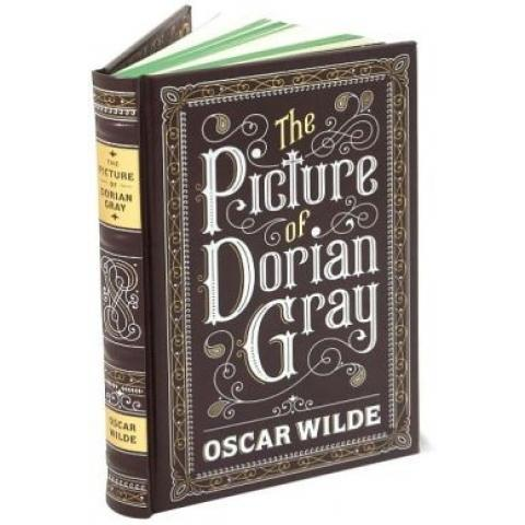 BARNES & NOBLE | The Picture of Dorian Gray (Barnes & Noble Leatherbound Classics Series) by Oscar Wilde | Hardcover