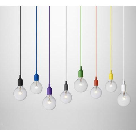 Gallery E27 Socket Pendant Lamp of Muuto