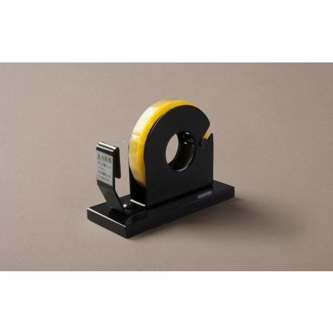 Desktop Black Single Tape Dispenser – Choosing Keeping