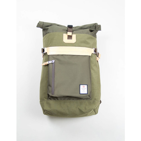 Olive Hi Density Cordura Backpack by AS2OV – The Bureau Belfast