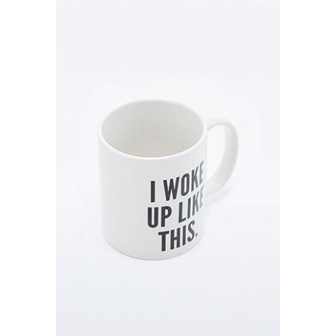 Tasse I Woke Up Like This  - Urban Outfitters