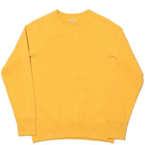 Joe McCoy Freedom Sleeve Sweatshirt Yellow MC17031