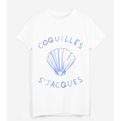 T-shirt Coquilles St Jacques